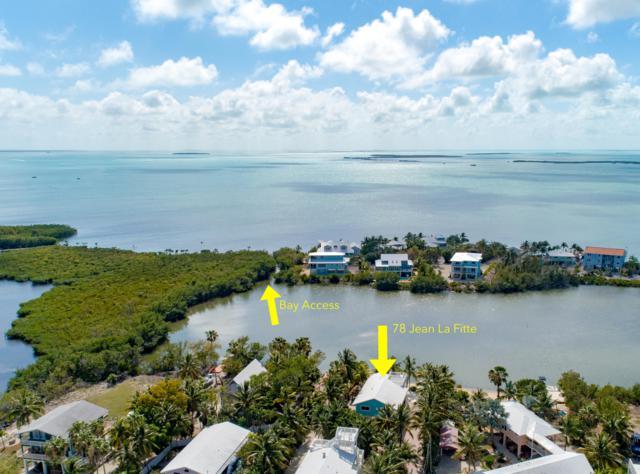 78 Jean La Fitte Drive, Key Largo, FL 33037 (MLS #585295) :: Conch Realty