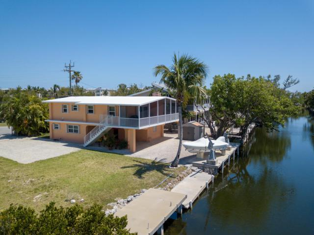 126 Gulfview Drive, Lower Matecumbe, FL 33036 (MLS #585304) :: Key West Luxury Real Estate Inc