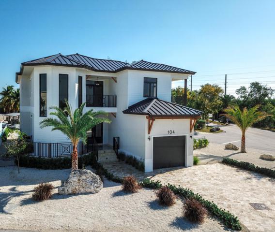 104 Fairwich Court, Key Largo, FL 33037 (MLS #585596) :: Conch Realty