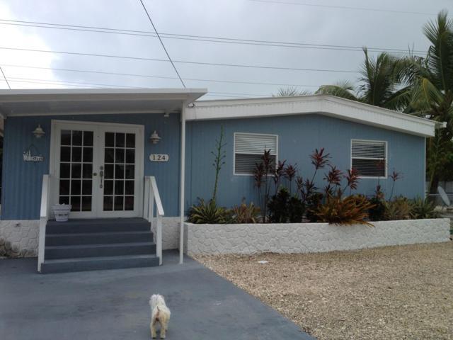 124 Sunset Lane, Key Largo, FL 33070 (MLS #585706) :: Conch Realty