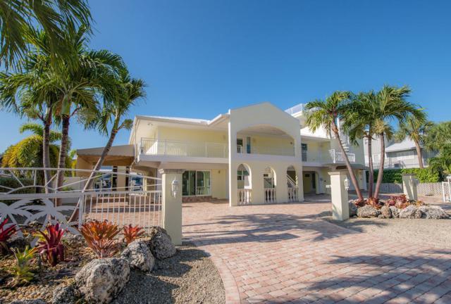 124 Villa Bella Drive, Plantation Key, FL 33036 (MLS #585797) :: Key West Luxury Real Estate Inc