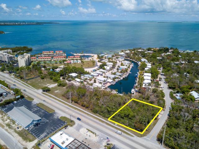 MM 88.64 Overseas & Monroe Dr Highway, Plantation Key, FL 33070 (MLS #585803) :: Key West Luxury Real Estate Inc
