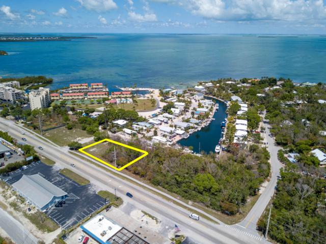 MM 88.62 Overseas & Village St Highway, Plantation Key, FL 33070 (MLS #585804) :: KeyIsle Realty