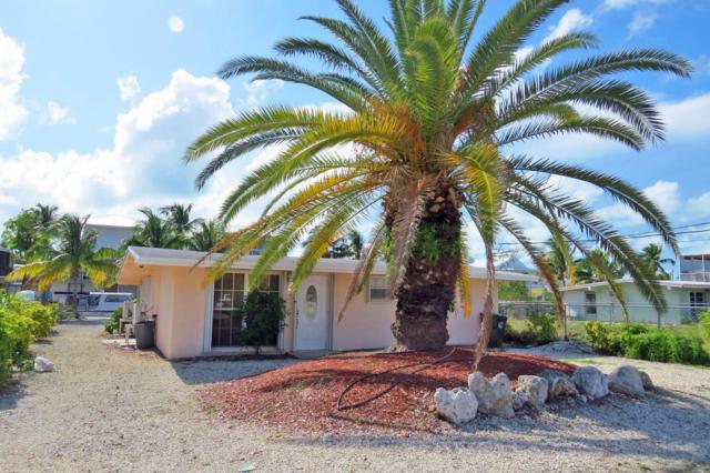 185 Gardenia Street, Plantation Key, FL 33070 (MLS #585805) :: Key West Luxury Real Estate Inc