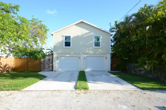 518 Avenue E, Big Coppitt, FL 33040 (MLS #585830) :: Key West Property Sisters