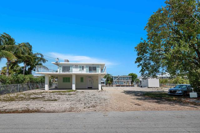 225 Jolly Roger Drive, Key Largo, FL 33037 (MLS #585837) :: Key West Property Sisters