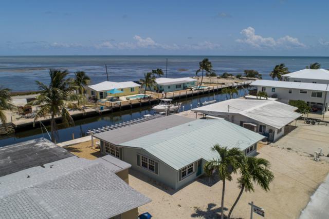 750 85th Street Ocean Street, Marathon, FL 33050 (MLS #585844) :: Coastal Collection Real Estate Inc.