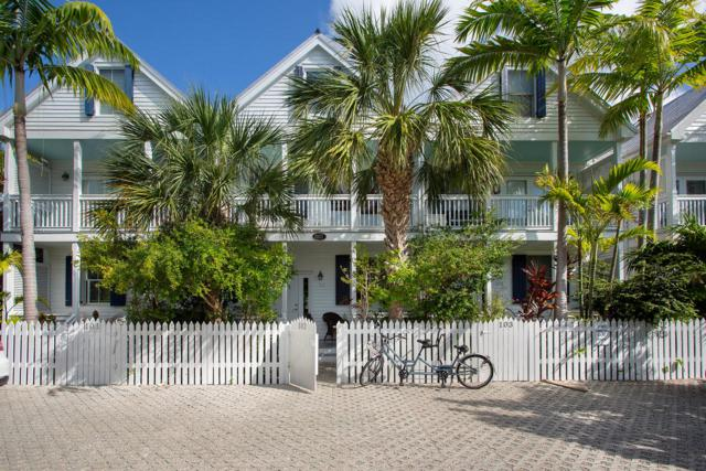 807 Washington Street #102, Key West, FL 33040 (MLS #585886) :: Jimmy Lane Real Estate Team