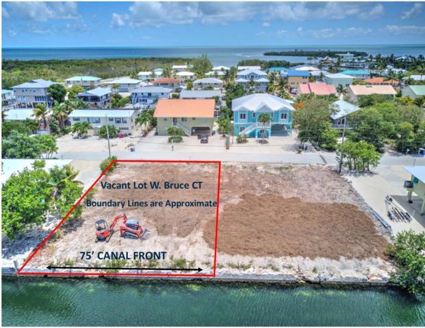Bruce Court, Marathon, FL 33050 (MLS #585892) :: Doug Mayberry Real Estate