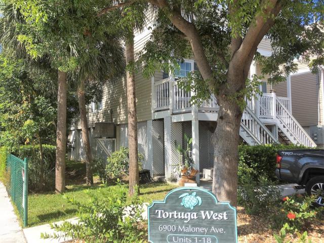 6900 Maloney Avenue #11, Key West, FL 33040 (MLS #585960) :: Jimmy Lane Real Estate Team