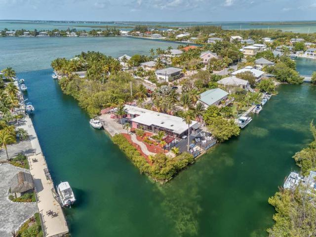 126 Shore Lane, Sugarloaf Key, FL 33042 (MLS #585985) :: Vacasa Florida LLC