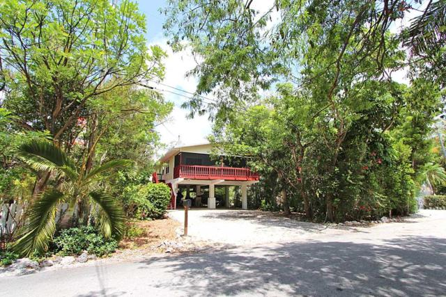 162 Tampa Drive, Plantation Key, FL 33070 (MLS #586039) :: Doug Mayberry Real Estate