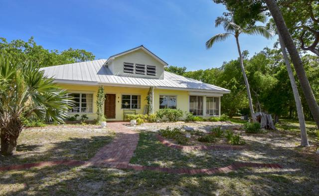 130 W Pippin Drive, Plantation Key, FL 33036 (MLS #586048) :: Coastal Collection Real Estate Inc.