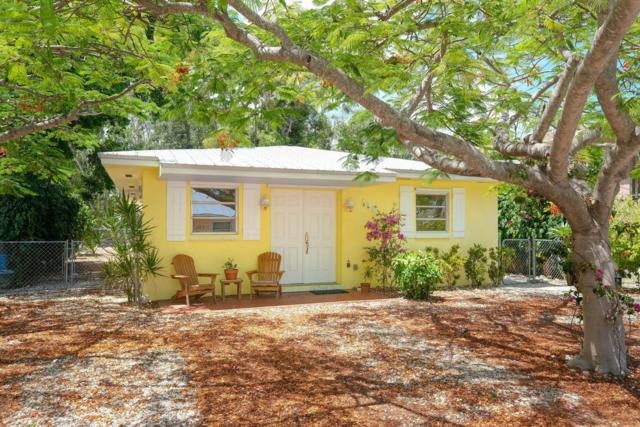 128 Pacific Avenue, Key Largo, FL 33070 (MLS #586056) :: Key West Luxury Real Estate Inc