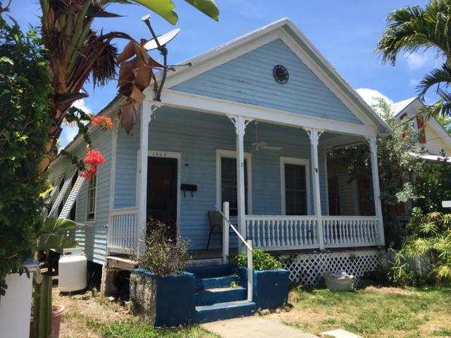 1407 Olivia Street, Key West, FL 33040 (MLS #586067) :: Doug Mayberry Real Estate
