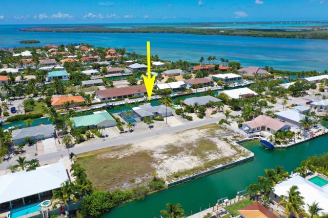20838 W 5Th Avenue, Cudjoe Key, FL 33042 (MLS #586122) :: Key West Luxury Real Estate Inc