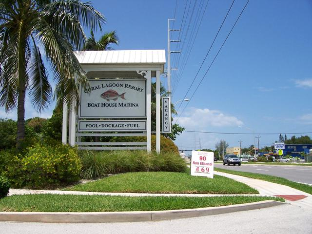 12399 Overseas Highway #37, Marathon, FL 33050 (MLS #586199) :: Key West Luxury Real Estate Inc