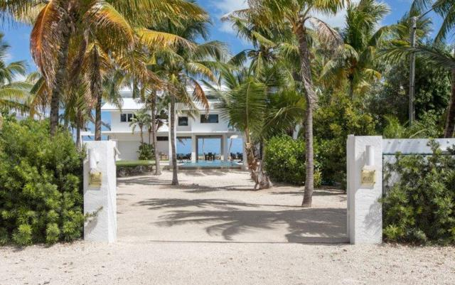 60 Ocean Front Drive, Key Largo, FL 33037 (MLS #586248) :: Key West Luxury Real Estate Inc