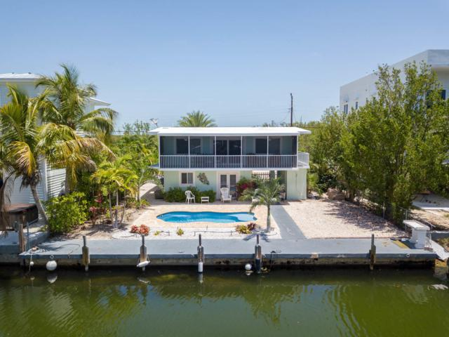 135 Ojibway Avenue, Plantation Key, FL 33070 (MLS #586269) :: Key West Property Sisters