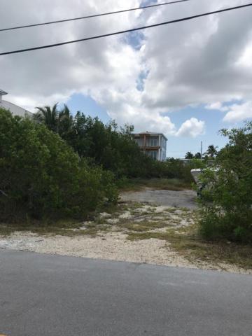 Heck Avenue, Little Torch Key, FL 33042 (MLS #586273) :: Coastal Collection Real Estate Inc.