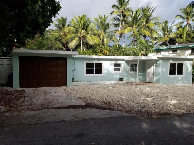 131 N Ocean Lane, Upper Matecumbe Key Islamorada, FL 33036 (MLS #586289) :: Jimmy Lane Real Estate Team