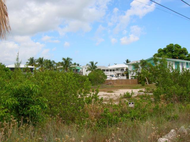 Lot 14 Pirates Road, Little Torch Key, FL 33042 (MLS #586319) :: Jimmy Lane Home Team