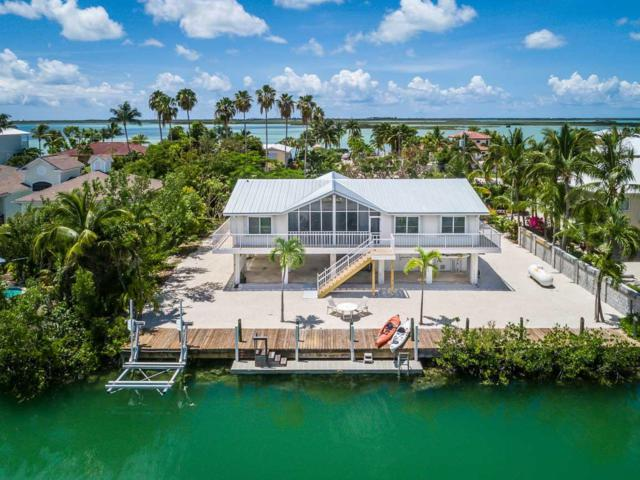 16823 E Point Drive, Sugarloaf Key, FL 33042 (MLS #586387) :: Conch Realty