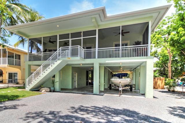 774 Bostwick Drive, Key Largo, FL 33037 (MLS #586455) :: Brenda Donnelly Group