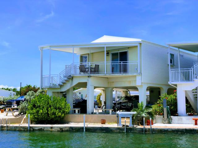 701 Spanish Main Drive #171, Cudjoe Key, FL 33042 (MLS #586502) :: Key West Luxury Real Estate Inc