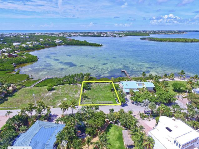 Lot 29 Pirates Cove Drive, Marathon, FL 33050 (MLS #586525) :: Brenda Donnelly Group