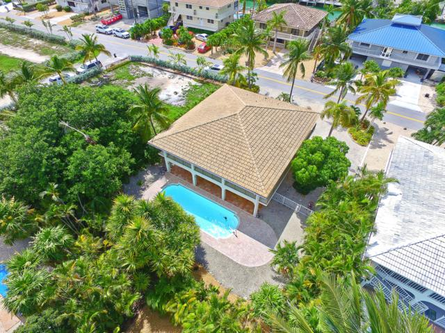 321 E Seaview Drive, Duck Key, FL 33050 (MLS #586532) :: Vacasa Florida LLC