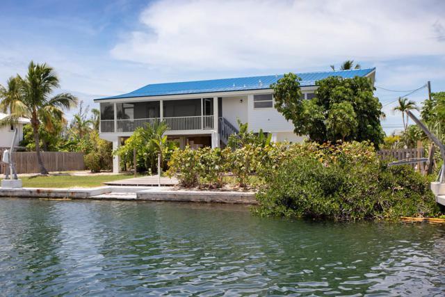 105 S Point Drive, Sugarloaf Key, FL 33042 (MLS #586576) :: Coastal Collection Real Estate Inc.