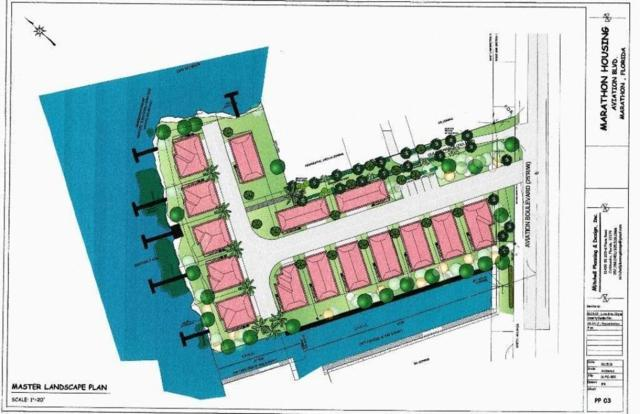 250 Gulf Terrace, Marathon, FL 33050 (MLS #586597) :: Key West Luxury Real Estate Inc