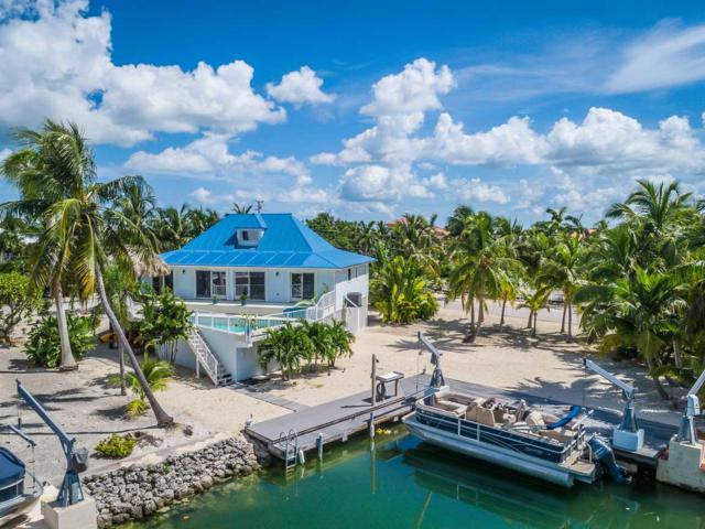 480 S Point Drive, Sugarloaf Key, FL 33042 (MLS #586712) :: Vacasa Florida LLC