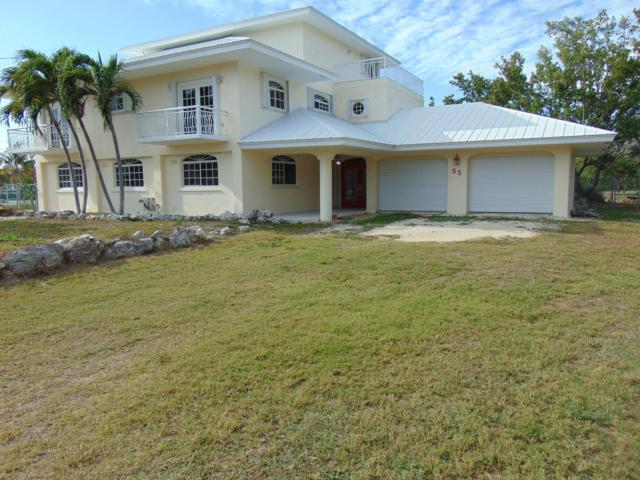 55 Ocean Front Drive, Key Largo, FL 33037 (MLS #586715) :: Key West Luxury Real Estate Inc