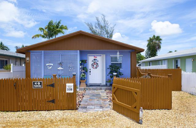 33 D 11th Avenue, Stock Island, FL 33040 (MLS #586826) :: Coastal Collection Real Estate Inc.