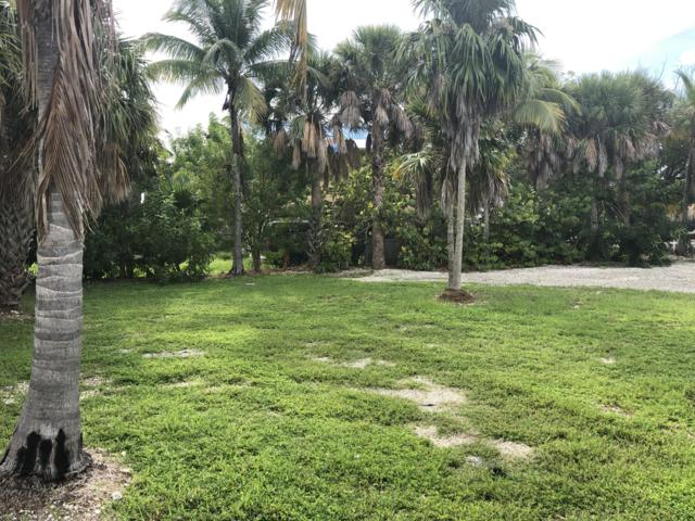 Lot 9 Sharp Lane, Cudjoe Key, FL 33042 (MLS #586956) :: Key West Luxury Real Estate Inc
