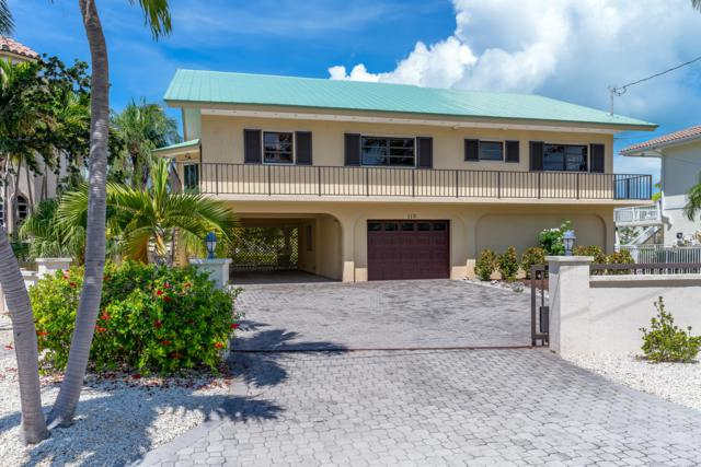 110 Vista Lane, Duck Key, FL 33050 (MLS #586972) :: Key West Luxury Real Estate Inc