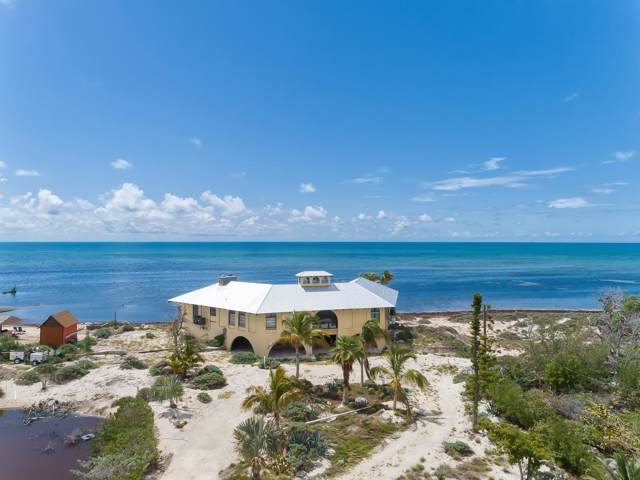 1619 Long Beach Drive, Big Pine Key, FL 33043 (MLS #587319) :: Vacasa Florida LLC