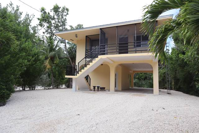 144 2nd Lane, Key Largo, FL 33037 (MLS #587322) :: Vacasa Florida LLC