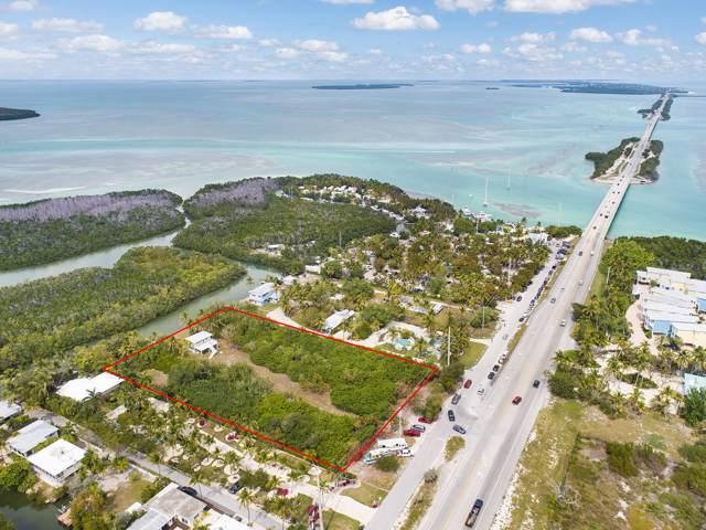 77xxx Overseas Highway Lot 4, Lower Matecumbe, FL 33036 (MLS #587338) :: Vacasa Florida LLC