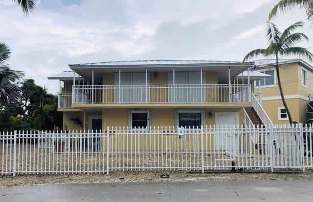 1 Florida Drive Drive, Key Largo, FL 33037 (MLS #587414) :: Key West Luxury Real Estate Inc