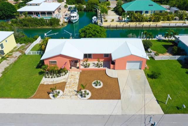 20909 W 5Th Avenue, Cudjoe Key, FL 33042 (MLS #587425) :: Key West Luxury Real Estate Inc