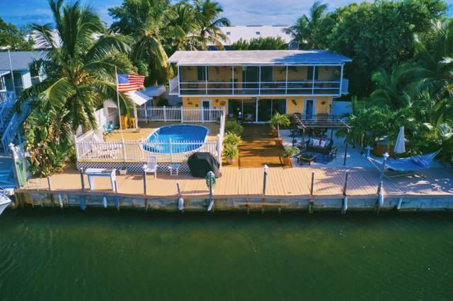 130 Plantation Avenue, Plantation Key, FL 33070 (MLS #587427) :: Coastal Collection Real Estate Inc.