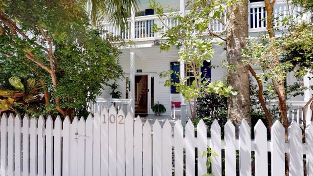 811 Washington Street #102, Key West, FL 33040 (MLS #587431) :: Jimmy Lane Home Team