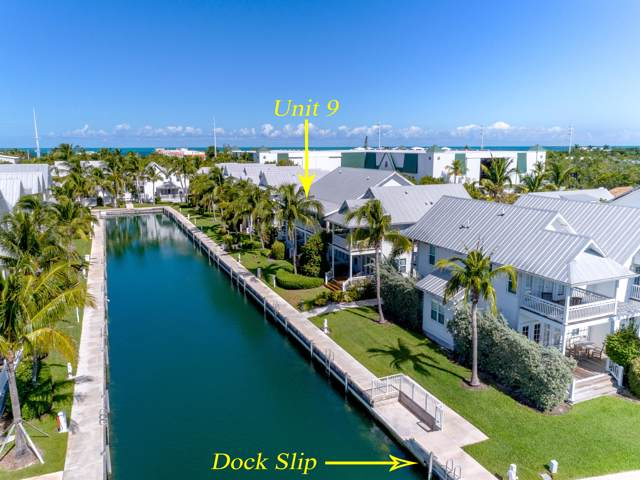 12399 Overseas Highway #9, Marathon, FL 33050 (MLS #587451) :: Key West Luxury Real Estate Inc