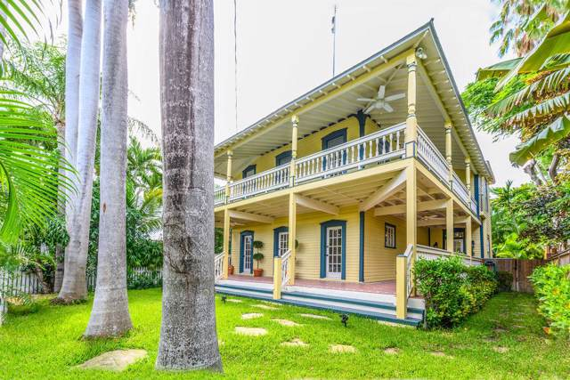 1013 South Street, Key West, FL 33040 (MLS #587463) :: Jimmy Lane Home Team
