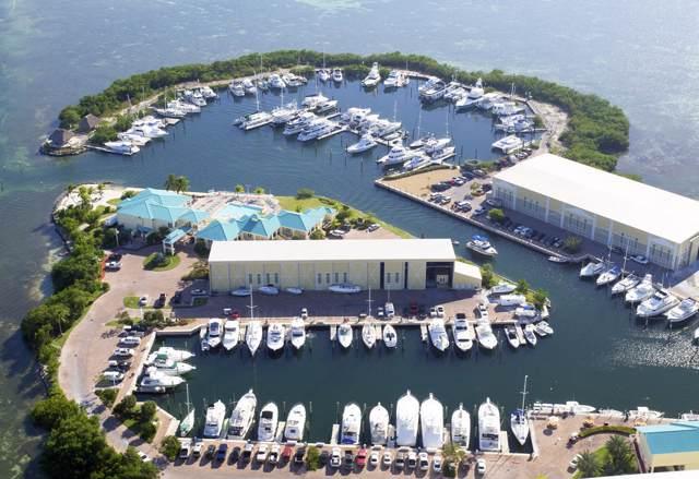 6000 S Peninsular Avenue B1-L1-82, Stock Island, FL 33040 (MLS #587511) :: Key West Luxury Real Estate Inc