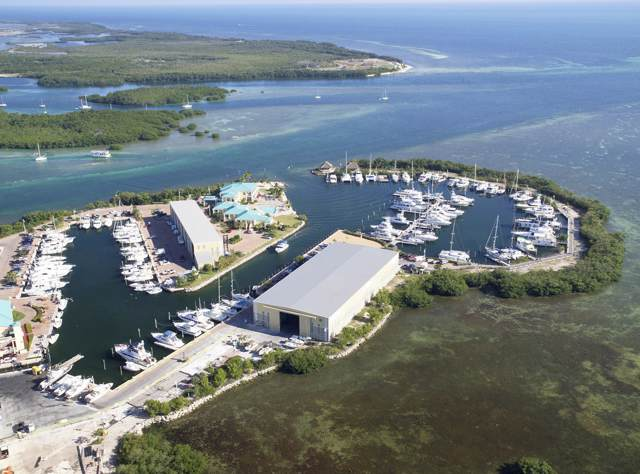 6000 S Peninsular Avenue B1-L1-22, Stock Island, FL 33040 (MLS #587512) :: Key West Luxury Real Estate Inc