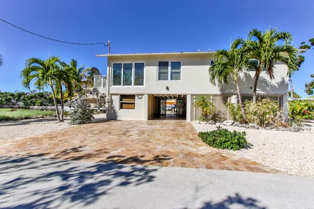 1200 E 63Rd Street Ocean, Marathon, FL 33050 (MLS #587549) :: Coastal Collection Real Estate Inc.
